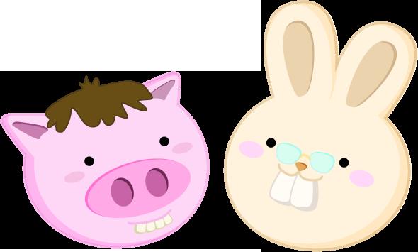 Pork 'n' Bunny logo