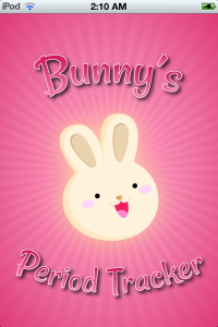 Bunny's Period Tracker Launcher