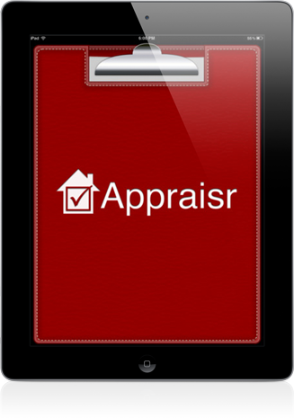 Appraisr on iPad