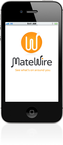 MateWire - See what's around you